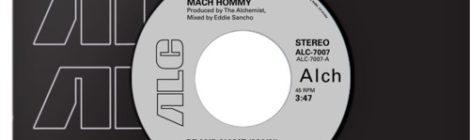 "Mach Hommy - ""Brand Name"" (prod by Alchemist) [audio]"