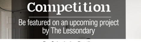"""Lessondary - """"Re:Scheduled"""" Remix Competition"""