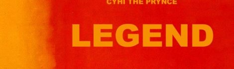 CyHi The Prynce - Legend [audio]