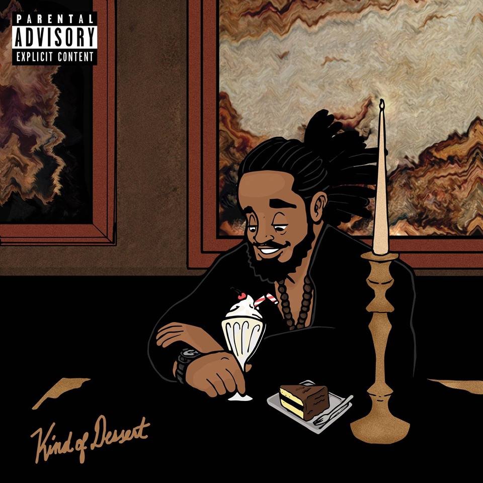 ScienZe - Kind of Dessert [album] (ft. Blu, Black Spade, Fresh Daily, Chazmere & more)