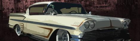 Jakk Wonders - Fifty Eight Impala [album]