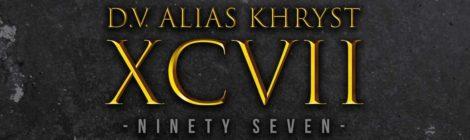 """D.V. Alias Khryst """"SE7EN"""" + """"NINETY SEVEN"""" [audio]"""