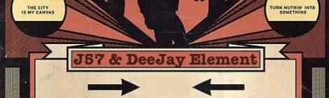 "Tenacity, J57, DeeJay Element ""Get Down"" (Prod. Exile) [audio]"