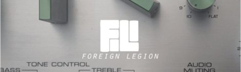 Foreign Legion - New School Rap Game [EP]