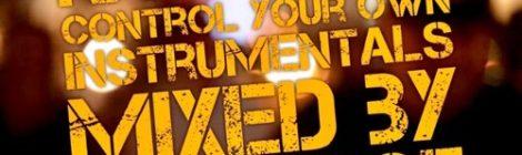 Ras Beats - Control Your Own Instrumentals (Mixed by DJ Jon Doe) [audio]