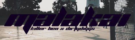 Killer Ben - Malakai (prod by DirtyDiggs) [lyric video]