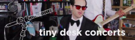Tuxedo performs on NPR's Tiny Desk [video]