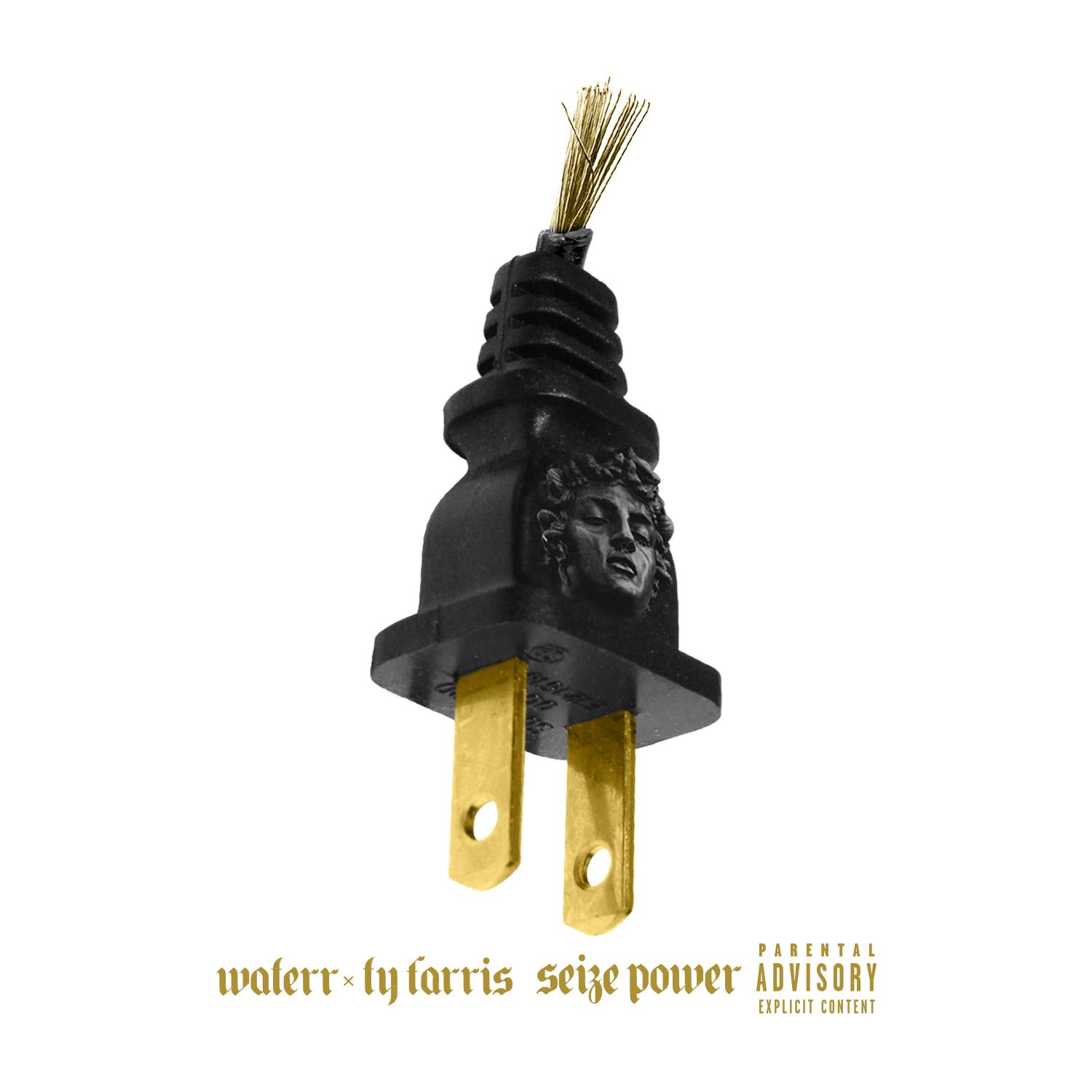 Waterr & Ty Farris - Seize Power (freestyle) [audio]