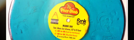 Mark Ski - Play​-​Dioh: The Remix EP