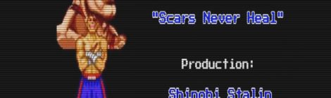 WordChemist X Shinobi Stalin - Scars Never Heal [audio]