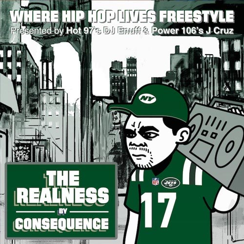 Consequence - The Realness [audio]