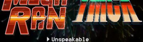 Mega Ran x YMCK - Unspeakable ft. SkyBlew [audio]