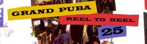 Grand Puba - Reel to Reel (25th Anniversary Mixtape mixed by Chris Read)