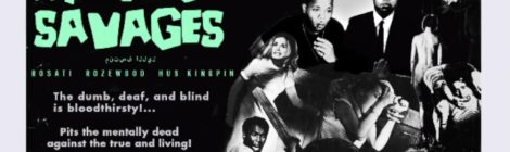Rosati - Midnight Savages ft. Rozewood & Hus Kingpin (Prod. Xtreme) [video]