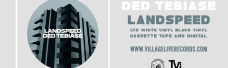 Ded Tebiase - All I Need ft. Parallax [audio]