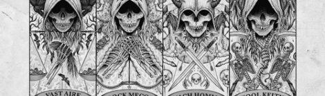 Rock Mecca - Killa ft. Vast Aire of Cannibal Ox, Mach Hommy & Kool Keith [audio]