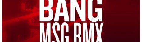 Tonedeff - Bang (MSG RMX) [audio]