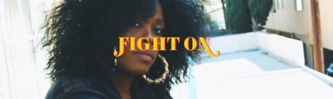 ill Camille - Fight On ft. Damani Nkosi & Preston Harris [video]