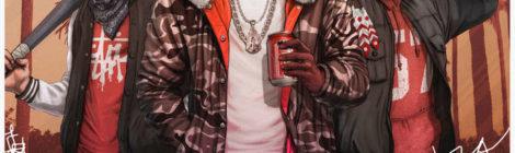 Jamo Gang (Ras Kass, El Gant, J57) - Jamo Gang [EP] (ft. Shabaam Sahdeeq, Big Twins & Snak The Ripper)