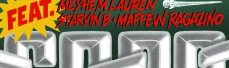 Guilty Simpson - Revenge ft. Maffew Ragazino (prod by Cuns & Sine One) [audio]