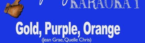 "Jean Grae & Quelle Chris - ""Gold Purple Orange"" [video]"