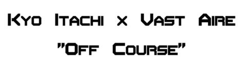 Kyo Itachi - Off Course ft. Vast Aire (cuts Dj Impact) [video]