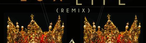 Lyric Jones - Lush Lux Life (Remix)(feat. Blu & Planet Asia) [audio]
