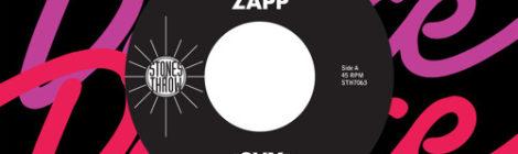 "Tuxedo ""Shy"" feat. Zapp [audio]"