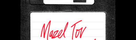 Beat Rabbi - Mazel Tov Cocktail [album]