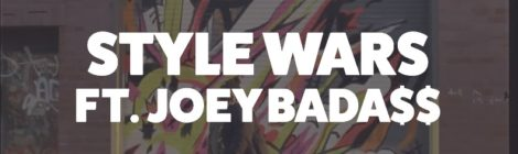 Chuck Strangers - Style Wars feat. Joey Bada$$ [video]