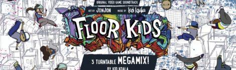 Kid Koala - Floor Kids MegaMix