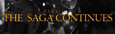 Parallax - The Saga Continues (Official Video)