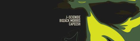 Bozack Morris x J Scienide - Capeesh [audio]