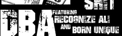 DBA - Million Dollar Slang Shit feat. Recognize Ali and Born Unique [audio]