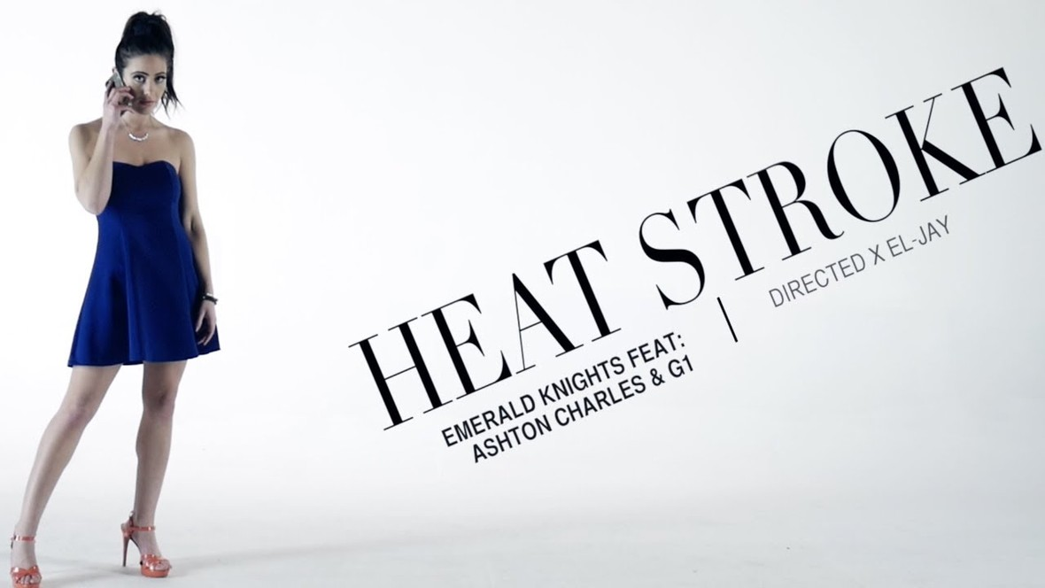 "Mega Ran & Bag of Tricks Cat - ""Heat Stroke"" (Official Music Video)"