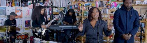 Ill Camille - Tiny Desk Concert (NPR) [video]