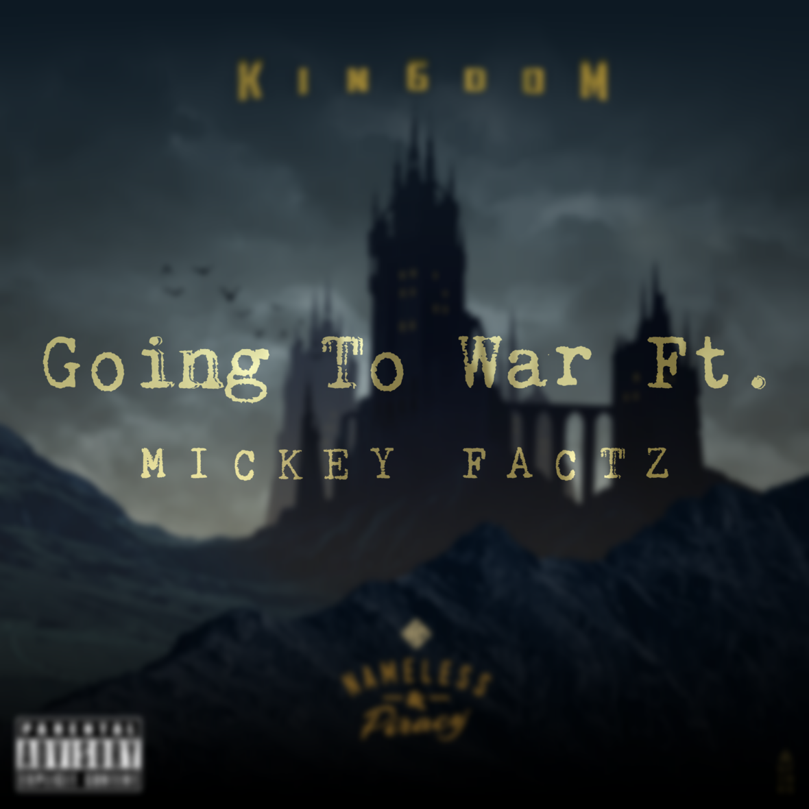 Kin6Dom - Going To War (ft. Mickey Factz) [audio]