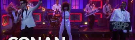 "Tuxedo & Zapp ""Shy"" (Conan on TBS) [video]"