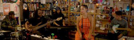 Jorja Smith - Tiny Desk Concert (NPR) [video]