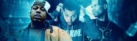 Centric, Lil Fame (M.O.P.), Rock (Heltah Skeltah) - Gutta Rap [audio]
