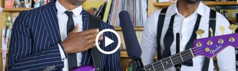 The Midnight Hour (Adrian Younge & Ali Shaheed Muhammad) - Tiny Desk Concert (NPR) [video]