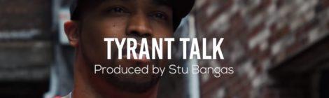 Ty Farris - Tyrant Talk (Produced By Stu Bangas) [video]