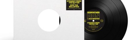 """Godfather Don & Jazz Spastiks 'Gutter'/'Ballistics' 12"""""""