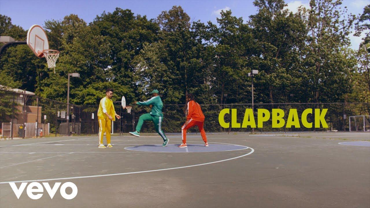 RDGLDGRN - Clapback (Official Video)