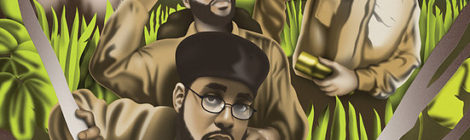 Dillon & Paten Locke - Rap Safari (J-Zone Remix) feat. Phill Most Chill & J-Live [snippet]