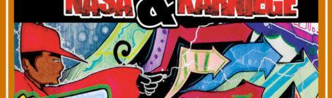 "Karniege & Uncommon Nasa - Bazooka, Chameleon, Robot (Def Jux 12"" Version) (feat. Access Immortal, Aesop Rock and EL-P)"