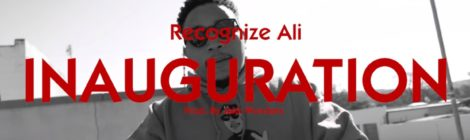 Recognize Ali - Inauguration [video]