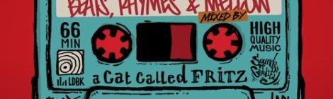 A Cat Called FRITZ - BEATS, RHYMES & MELLOW [mix]