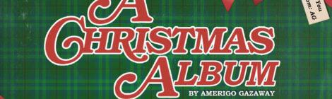 Amerigo Gazaway - A Christmas Album (Holiday Beat Tape)