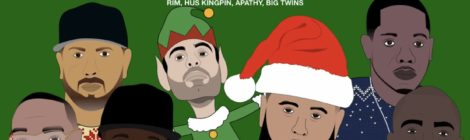 DJ Skizz - Jingle Rap feat. Nem$, Milano Constantine, Rasheed Chappell, Rim, Hus Kingpin, Apathy, & Big Twins [audio]